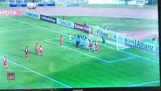 Persija Jakarta 3 Vs 1 Shan United