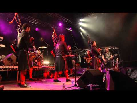 Red Hot Chilli Pipers in Inverness