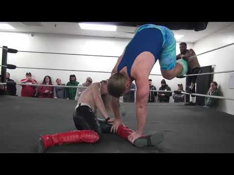 Level Up Showcase 3: Buns and Roses VS Julian adonis and  the Socal Viking