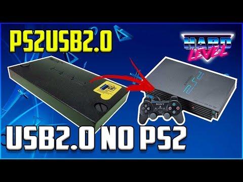 COMO TER UMA USB 2.0 NO SEU PS2 COM PS2USB2.0