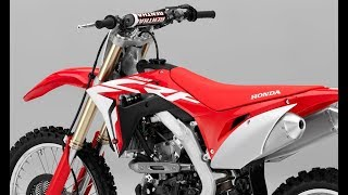 9. 2018 Honda CRF250R Unicam Engine Launch   Honda CRF250R Specs & Price
