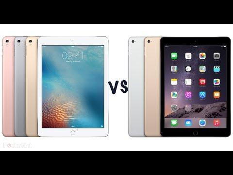 UN NOUVEAU iPAD : L'iPad Pro 9.7 Pouce