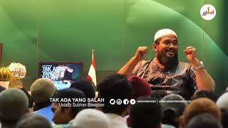 Video Tak Ada Yang Salah - Ustadz Subhan Baawazier MP3, 3GP, MP4, WEBM, AVI, FLV Desember 2018