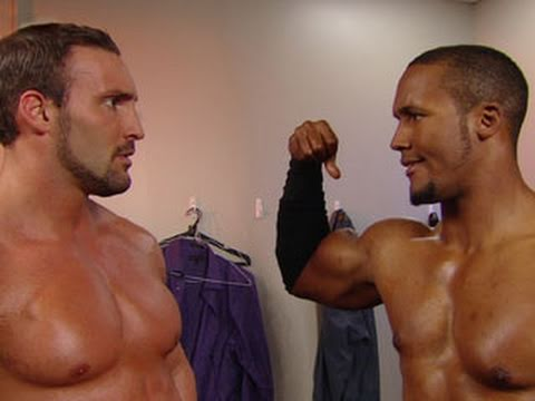 WWE NXT: WWE Pro Chris Masters and his NXT Rookie