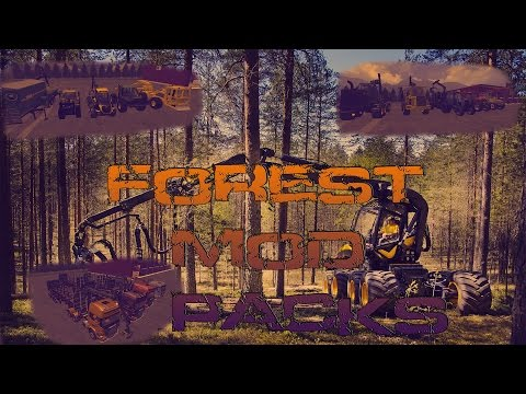 Big Forest Mod Packs Final