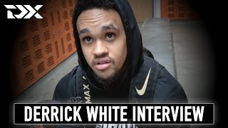 Derrick White Interview at the 2017 Portsmouth Invitational Tournament
