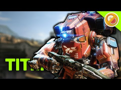 THE NEW MONARCH TITAN!  - Titanfall 2 Multiplayer Gameplay