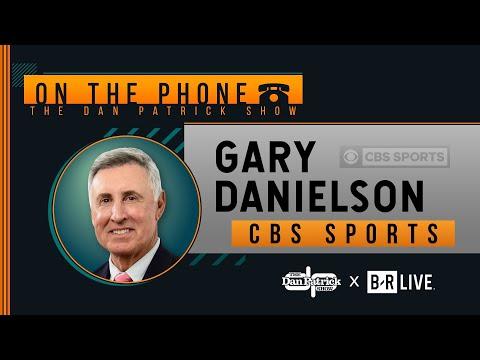 CBS Sports' Gary Danielson Talks Bama, Burrow, & More w/Dan Patrick   Full Interview   12/2/19