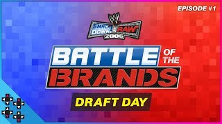 Video SmackDown vs. Raw 2006 - Battle of the Brands #1: BREEZE & CREED DRAFT THEIR ROSTERS! - UUDD Plays MP3, 3GP, MP4, WEBM, AVI, FLV Juni 2018