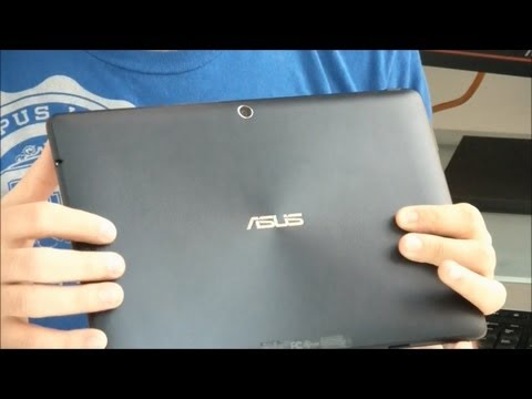 ASUS Transformer Pad TF300 Tablet Hands-on