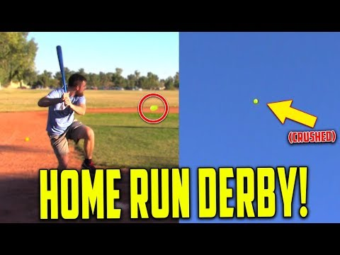 Blitzball Home Run Derby! *Featuring Surprise Guest*