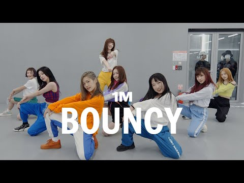 Rocket Punch - BOUNCY / Ara Cho X Jiwon Jung Choreography