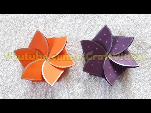 Flower Envelope Card