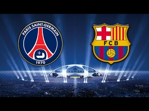 PSG vs Barcelona|Champions League|Promo|