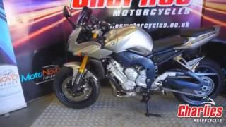 3. £4295   2007 YAMAHA FZ1