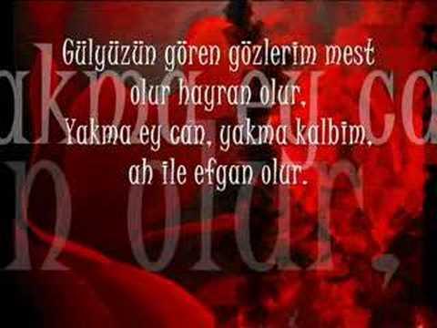 Mustafa Demirci – Gül Yüzünü Rüyamızda Sözleri