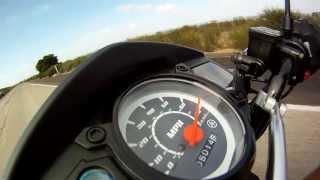 2. Zuma 125 Speed