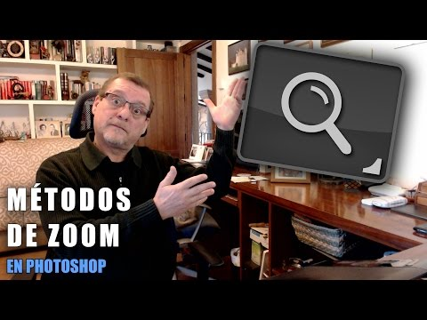 Métodos De Zoom En Photoshop
