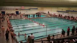 RHS Swimming Sectionals- Warsaw Indiana