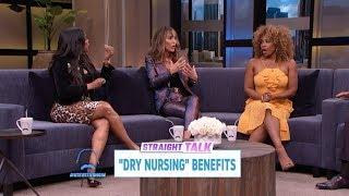 Straight Talk:  Should Men Dry Nurse? WEB EXCLUSIVE