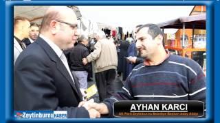 Ayhan Karcı Zeytinburnu Belediye Başkan A Adayı