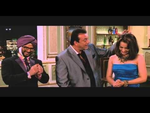Double Dhamaal - Kabir convince the investor - Comedy Scene