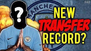 Manchester City To BREAK January Transfer Record For Premier League Superstar! | #FanHour by Football Daily