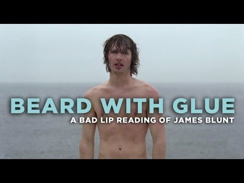 """Beard With Glue"" — a Bad Lip Reading"