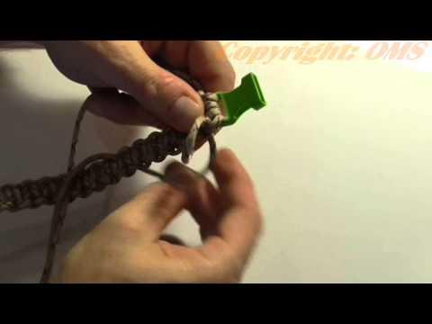 Paracord Knoten Anleitung für ein Double Cobra Armband in Deutsch auch als Blog