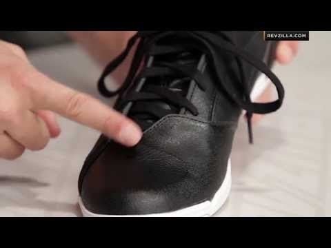 RevZillaTV - Puma Xelerate Mid Riding Shoes Review http://www.revzilla.com/motorcycle/puma-xelerate-mid-riding-shoe The Puma Xelerate Riding Shoes are a blend of high-top...