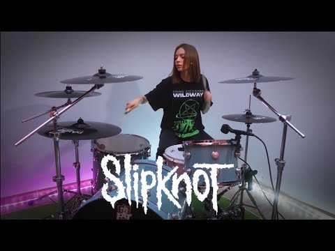 Slipknot - Before I Forget - Drum Cover