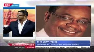 THE WAY IT IS 8th February 2016 [Part 1] Tunoi to appear before Tribunal