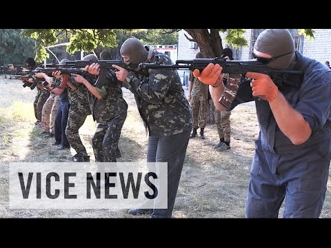 Under Fire with the Azov Battalion%3A Russian Roulette %28Dispatch 76%29