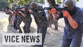 Azov Russia  City new picture : Under Fire with the Azov Battalion: Russian Roulette (Dispatch 76)