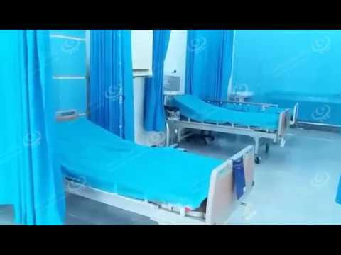 إفتتاح مجمع للعيادات التخصيصية بمنطقة بوابة الجبس ضواحي طرابلس