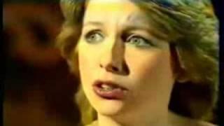 Lena Zavaroni sings - 'I know I'll never love this way again'