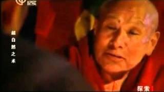 尼泊尔神僧当场悬空漂浮,上演超自然之术!