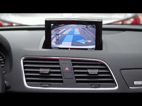 AUDI GPS Interface (with PAS system)