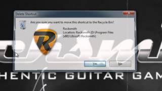 Este es primer video eqis D Aqui los link's LINKS RESUBIDOS RockSmith Sin Cable...