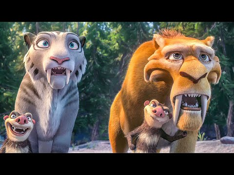 ICE AGE 5 All Movie Clips (2016)