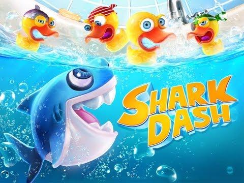 Shark Dash - Universal - HD Gameplay Trailer (видео)