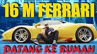 Download Video 16 MILLIAR FERRARI TIBA DI RUMAH! (Kunci Sebuah Sukses itu..) MP3 3GP MP4