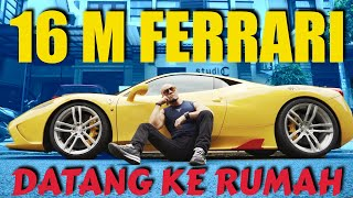 Video 16 MILLIAR FERRARI TIBA DI RUMAH! (Kunci Sebuah Sukses itu..) MP3, 3GP, MP4, WEBM, AVI, FLV April 2019
