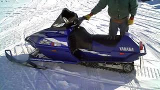 8. 1999 Yamaha Vmax SX 600 Triple LOT 835A