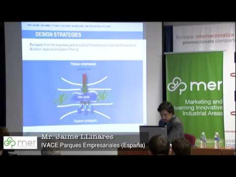 Jaime Llinares, IVACE Parques Empresariales (España) - Workshop Valencia MER Project