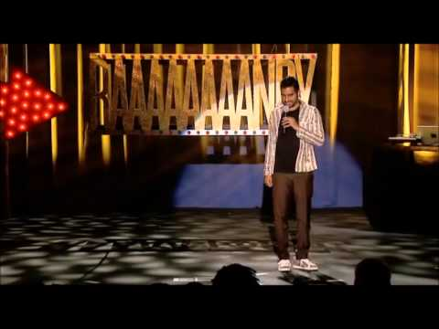 Ansari - From Aziz Ansari's stand up special, Intimate Moments For a Sensual Evening. Aziz Ansari performing as Randy from the movie Funny People.