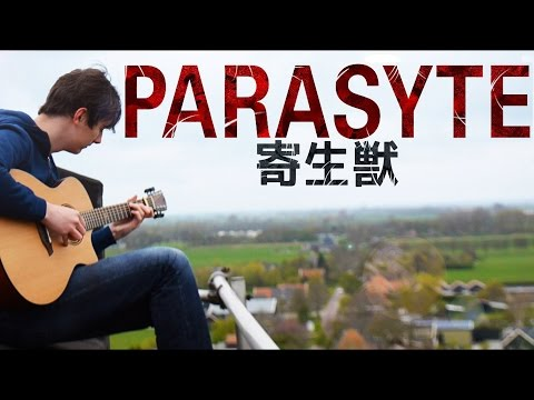 Parasyte OP 1 'Let Me Hear' [Fingerstyle Guitar Cover by Eddie van der Meer]