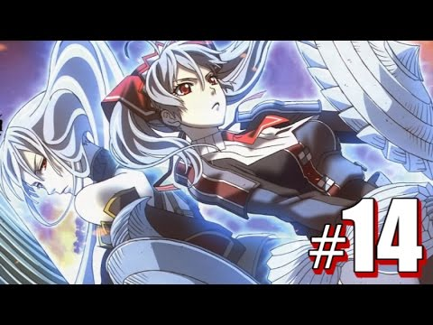 AN EPIC CATFIGHT - Ep 14 - Valkyria Chronicles (видео)