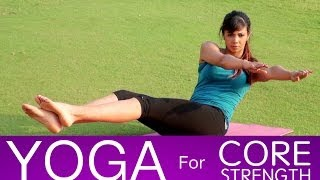 Full Body Yoga Workout - Yoga for Core Strength - Episode 2