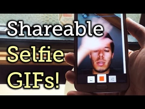 Video of GIF Express Camera